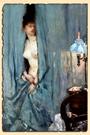Портрет Мари Клотильды де Фарет Легранд